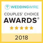 WeddingWire Couples' Choice Award Winner 2018